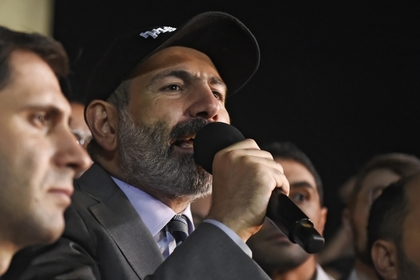 В Армении объявили о контрреволюции