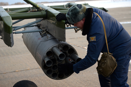 Новую российскую реактивную артиллерию предложили сделать миниатюрной