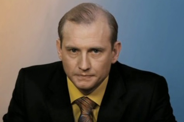 Актер сериала глухарь гомосексуалист