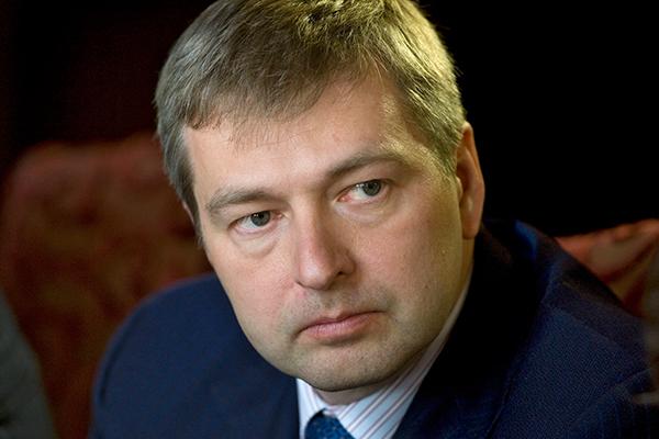 Дмитрий Рыболовлев