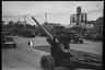 Парад войск Советской Армии. Харбин, Китай, сентябрь 1945 года.