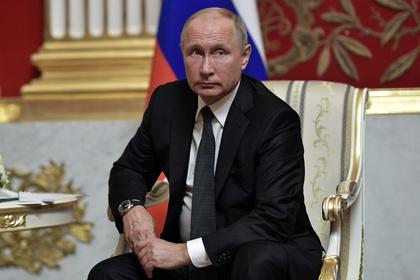 Путин назвал причину отказа беженцев возвращаться на родину