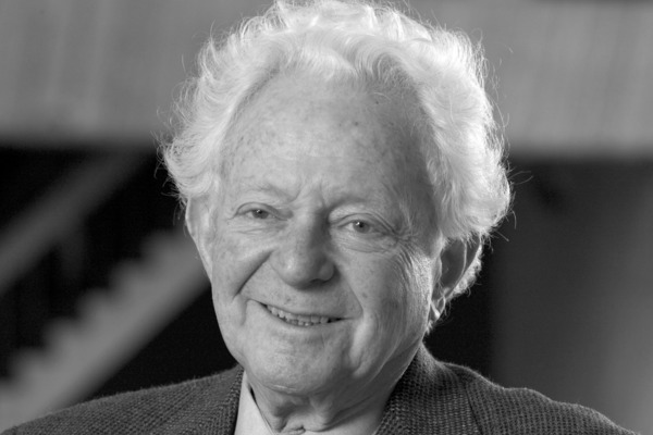 """El físico Leon Lederman, quien inventó el término """"una partícula de Dios"""", murió."""