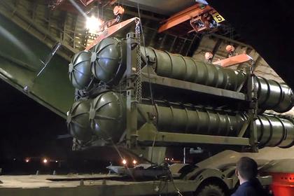 В МИД рассказали о предназначении С-300 в Сирии