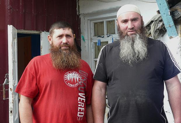 Многочисленные родственники Хабиба грудью готовы встать на защиту его доброго имени