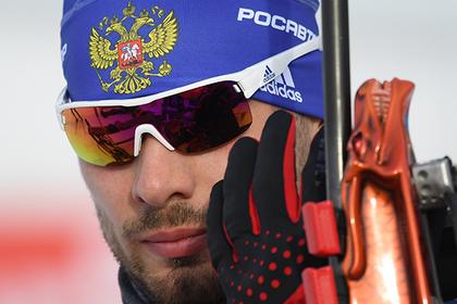 Шипулин вернулся в биатлон