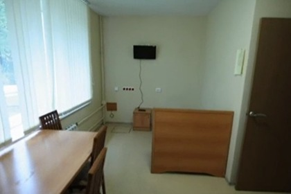 Показана комната Путина в Академии внешней разведки