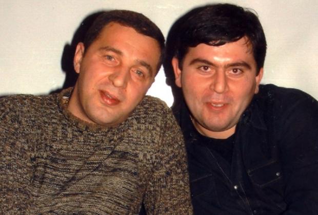 Чиро Шония (Чиро Гальский) и Каха Парпалия (Каха Гальский)