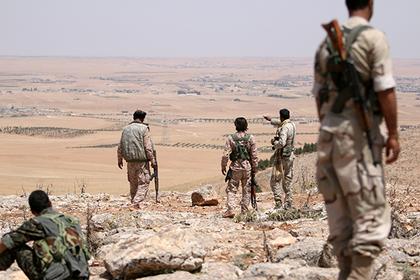 Курды окопались в Манбидже