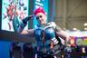 У Blizzard нет грядущих релизов, но все равно их стенд был одним из самых посещаемых и крупных. Кроме возможности сыграть в Hearthstone и Overwatch, посетители фестиваля могли принять участие в ежегодном конкурсе косплееров.