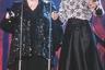 Монсеррат Кабалье и ее дочь Монсеррат Марти в 1996 году на концерте камерной музыки.