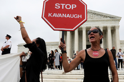 Пост Верховного судьи занял обвиняемый в домогательствах кандидат Трампа
