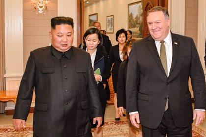 Помпео рассказал о встрече с Ким Чен Ыном