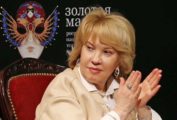 Генеральный директор фестиваля «Золотая маска» Мария Ревякина