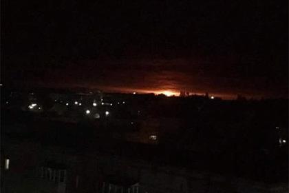Появились подробности взрыва на украинском складе боеприпасов Перейти в Мою Ленту