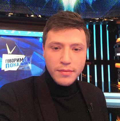 Максимилиан Буров ведущий юрист организации «STOPkidnapping»