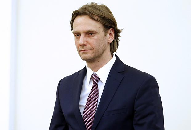 Председатель Комитета по госзаказу Санкт-Петербурга Дмитрий Сачков