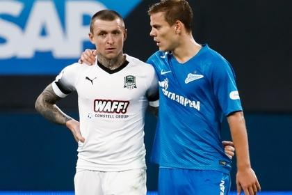 Павел Мамаев и Александр Кокорин