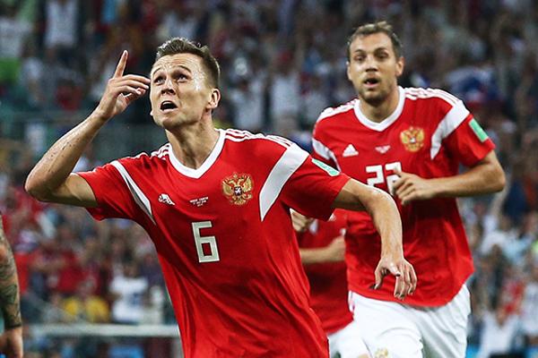 Лига наций: Швеция сыграла вничью сРоссией вгостях