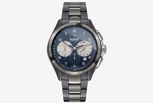 Новые теннисные часы от Rado
