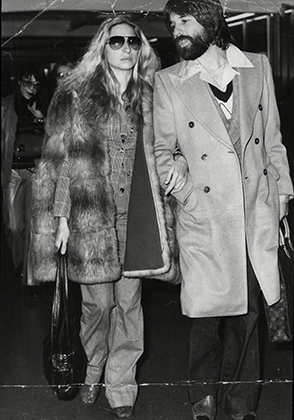 Барбра Стрейзанд на церемонии вручения «Оскара» (1971)