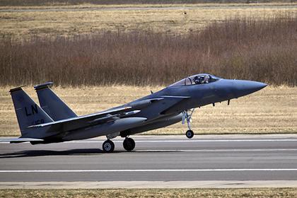 Американские истребители F-15C
