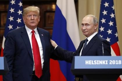 Стало известно о новоиспеченной  встрече Трампа и Владимира Путина