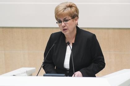 Губернатор Забайкалья подала в отставку