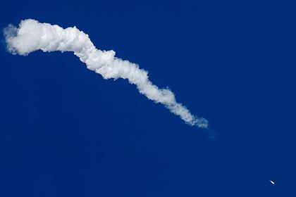 Русская ракета «Союз» упала 2-ой раз загод