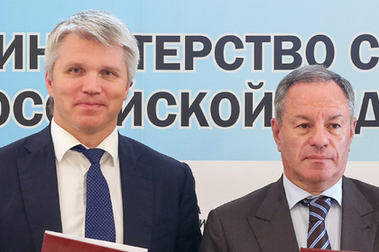 Павел Колобков и Александр Браверман
