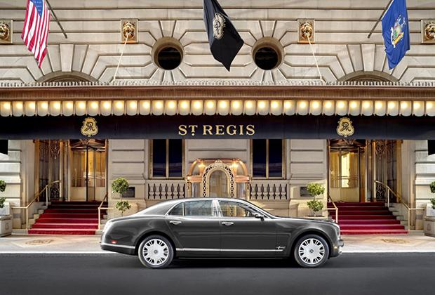 Hotel st. Regis, New-York