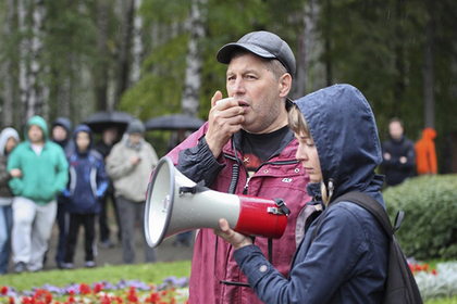 Суд в Томске признал противозаконной работу журналиста на митинге