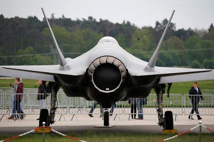 Воспрещены полеты всех истребителей 5-ого поколения F-35