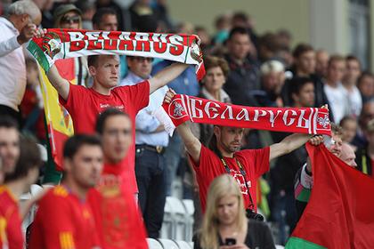 Белорусский суд запретил речевку кто нескачет, тот москаль
