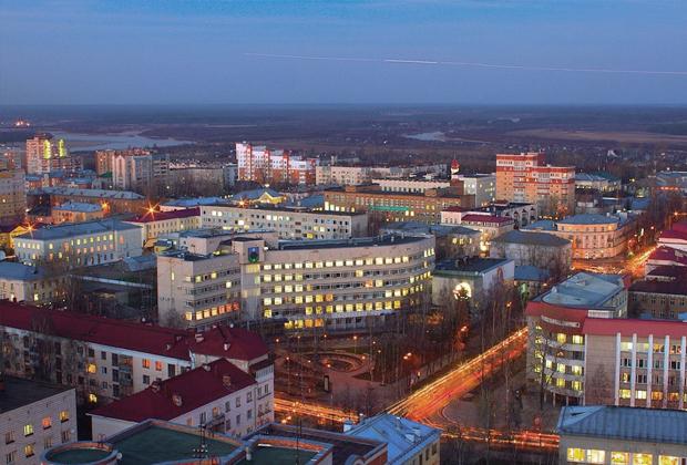 Сыктывкар (Республика Коми)