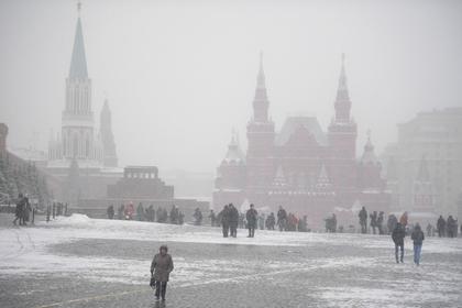 Россиянам предсказали погоду на зиму