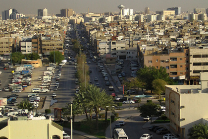 Столица Саудовской Аравии Эр-Рияд.
