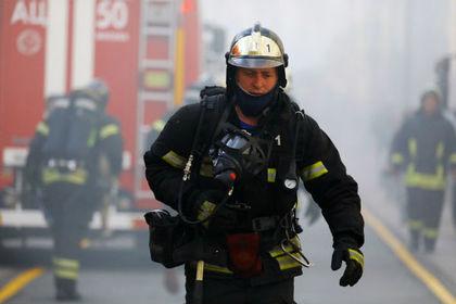 Храм и воскресную школу подожгли в Москве