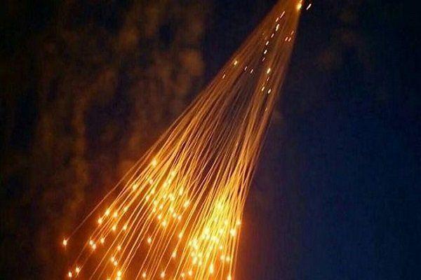 Коалицию США обвинили в применении белого фосфора в Сирии