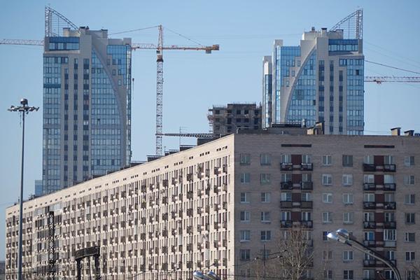 За 2018 год жильё в Петербурге стало дороже на 9