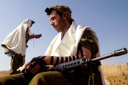 Ортодоксальные евреи отказались разваливать Израиль