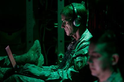 США отбились от хакеров