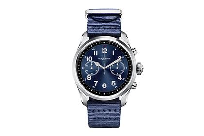 Новые смарт-часы от Montblanc