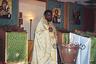 На крошечном острове Букаса, который трудно разглядеть даже на карте, русский православный храм возник практически из ниоткуда. Его своими руками в течение 25 лет строил первый чернокожий африканский священник О.Христофор Уалусимби.   В его православном приходе в Уганде числится более ста человек, но О.Христофор не получал с этого ни копейки. Он считает, что все заработанные деньги нужно отдавать на продвижение миссии. Однако экзотика церкви заключается не только в священнике африканского происхождения, но и в путешествии к ней. Добраться до Букаса можно только на лодке, которая медленно тащится от столицы Уганды до острова целый час.