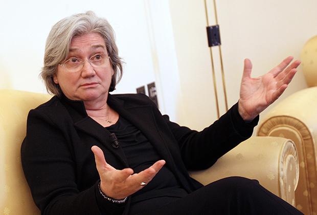 Глава Национального комитета Италии по борьбе с мафией Рози Бинди