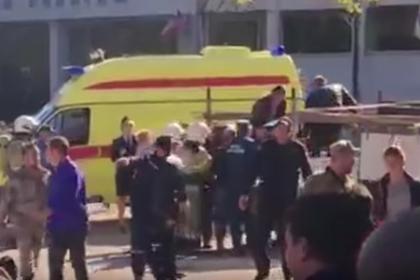 ВКерчи произошел взрыв вколледже