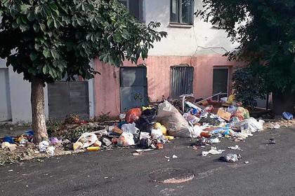 Жители утонувшего в мусоре города получили платежки на мертвых родственников