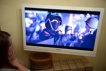 Телевизионщики узнали ожелании украинцев смотретьТВ нарусском языке