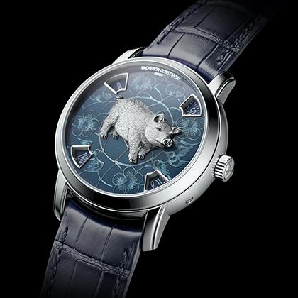 Новое в коллекции Métiers d'Art «Легенды китайского зодиака» от Vacheron Constantin часы