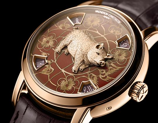 Новое в коллекции Métiers d'Art «Легенды китайского зодиака» от Vacheron Constantin